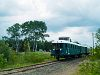 The BCmot 397 in a level crossing at �gasegyh�za
