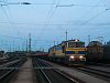 AWT locomotives with 753 704-6 on the lead at Ferencv�ros station