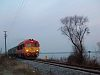 The M41 2133 between Poroszl� and Tiszaf�red on the Tisza-lake