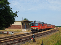 The MDmot 3006 at Nagykereki