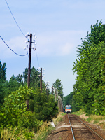 The MDmot 3006 between Sáránd and Derecske