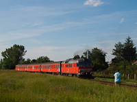 The MDmot 3006 at Sáránd