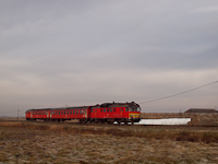 The MDmot 3003 near Kun György-telep