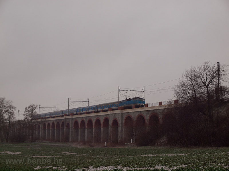 The ČD 362 188-5 seen  photo