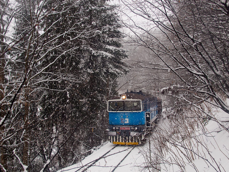 The ČD Cargo 753  764- picture