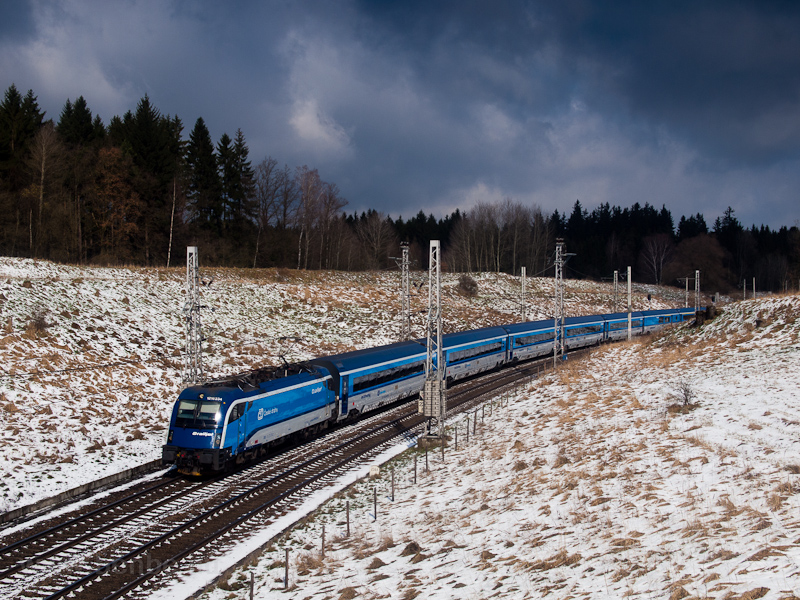 The ČD /ÖBB 1216 234   picture