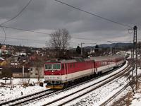 A ŽSSK 361 103-5 Lysa pod Makytou és Strelenka között