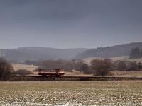 A ČD 809 398-1 Bruntál és Valšov között