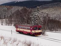 A ČD 810 071-1 Ostružná és Branná között