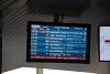 Az első Budapest - Bécs - Prága (Budapest-Déli - Wien Hauptbahnhof - Praha hlavní nádraží), magánvasúti üzemeltetésű, személyszállító RegioJet vonat kiírása a Déli pályaudvaron