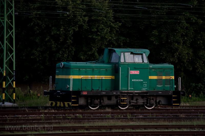 A PSŽ 710 776 Székesfe fotó