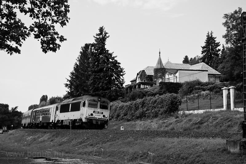 A MÁV-START 418 331 Badacso fotó