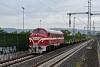A MÁV M61 001 Kelenföld és Budafok-Belváros között