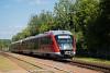 A MÁV-START 426 018 Balatonkenese állomáson
