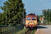 A MÁV-START 418 312 Balatonfüred állomáson
