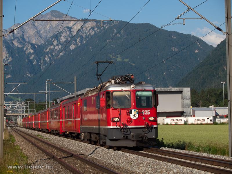A Ge 4/4 II  625 Felsberg és Domat/Ems között fotó