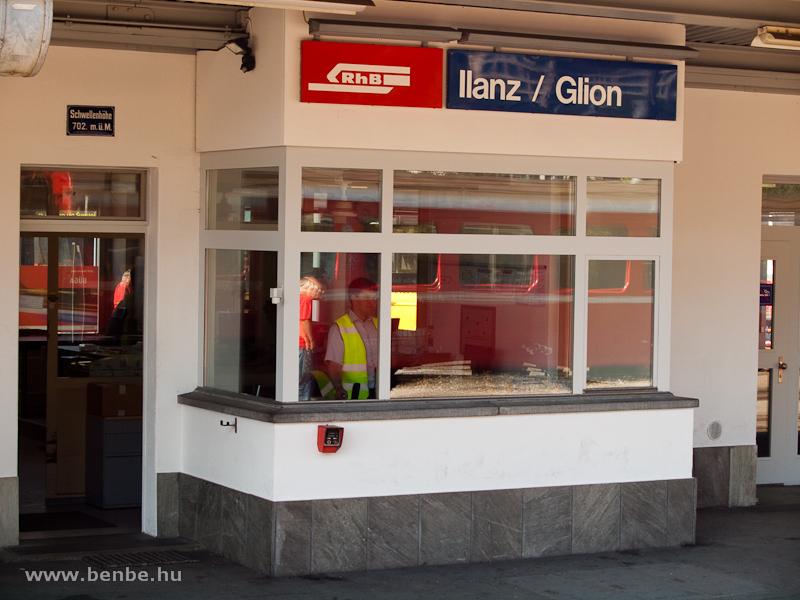 Ilanz forgalmi irodája fotó