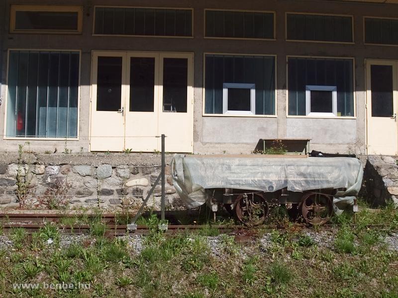 Vízerőmű Trinnél fotó