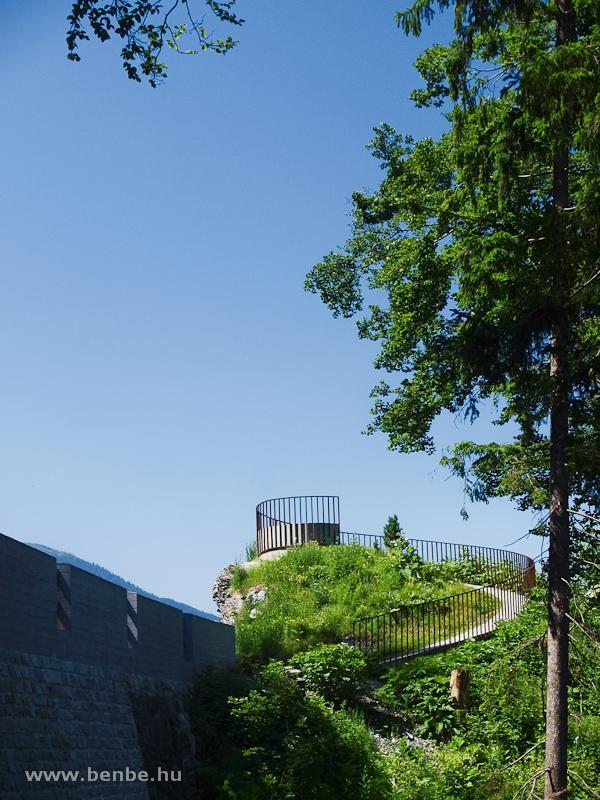 A Zault kilátó a Rajna-szurdokban fotó