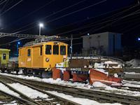 A Rhätische Bahn De 2/2 151 Poschiavo állomáson