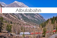 The RhB Albulabahn