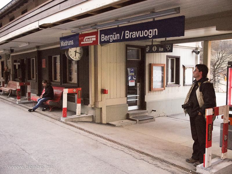 Karcsi Bergün/Bravuogn/Madr fotó