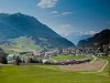 A Ge 4/4<sup>III</sup> 644 egy Chur - St. Moritz RegioExpresszel Berg�n/Bravuogn �s Preda k�z�tt