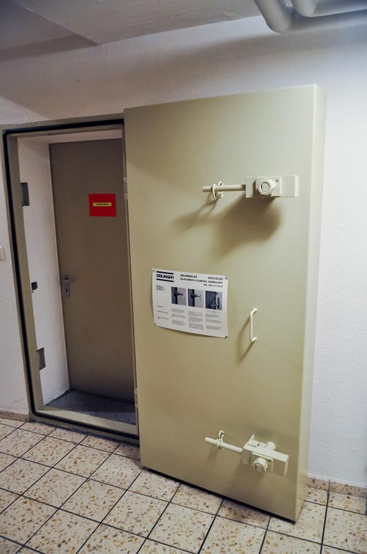 Óvóhely a bergüni szállásun fotó