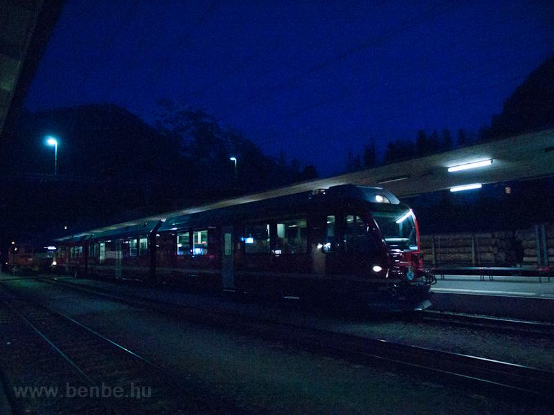 Poschiavo-Landquart  teherv fotó