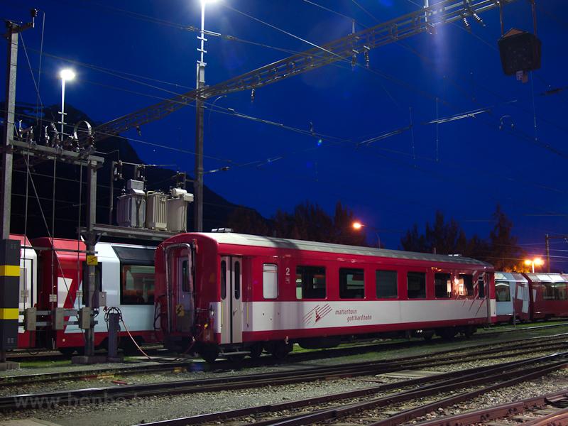 A Matterhorn-Gotthardbahn e fotó