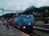 Másnap reggel a Ge 4/4 III  647 áll indulásra készen St. Moritzban