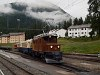 Az RhB Ge 4/4 182 (Berninabahn Ge 4/4 82) Pontresinában