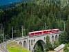 Engadini inga az Inn-viadukton Cinous-chel-Brailban