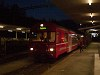 A Pontresina-Sagliains push-pull trainset at Pontresina