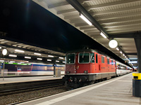 Az SBB Re 4/4 II  11214 Sargansban