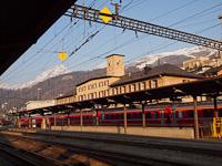 Sankt Moritz állomás