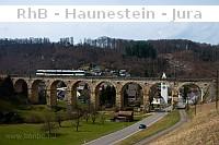 RhB - Hauenstein - Jura
