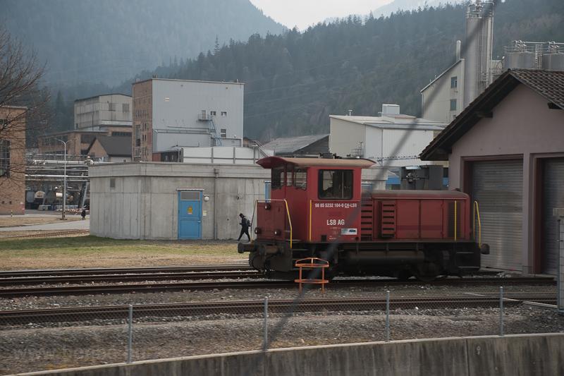 A LSB AG 5232 104-0 Ems Wer fotó