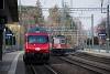 Egy ismeretlen SBB Re 460 és az Re 620 041-4 Sissach állomáson