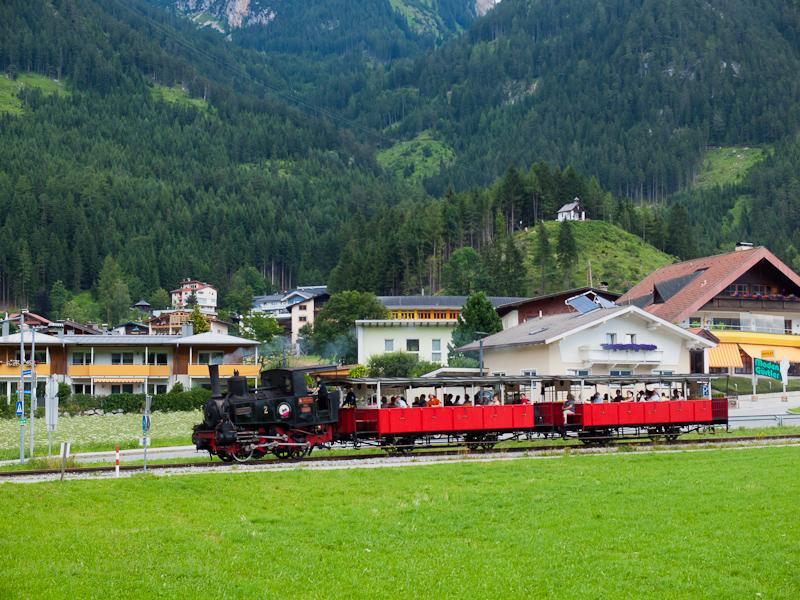 Az Achenseebahn 2  Jenbach/ fotó