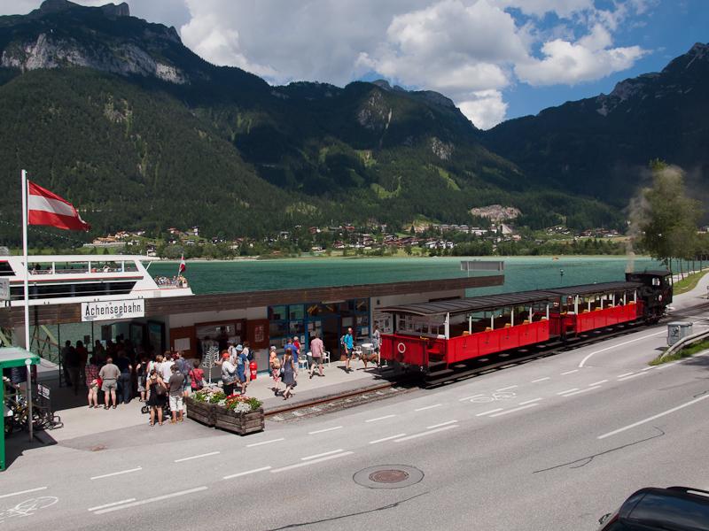 Az Achenseebahn  2  Jenbach fotó