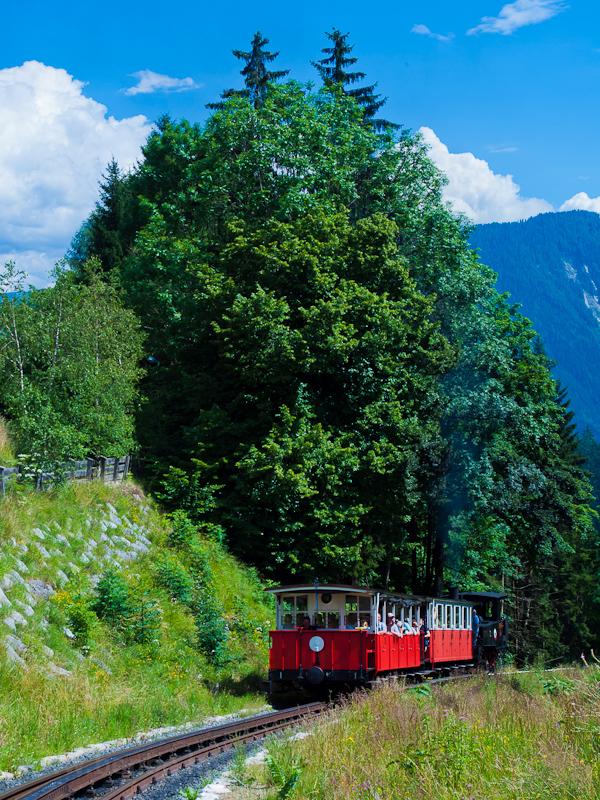 Az Achenseebahn  3  Achenki fotó