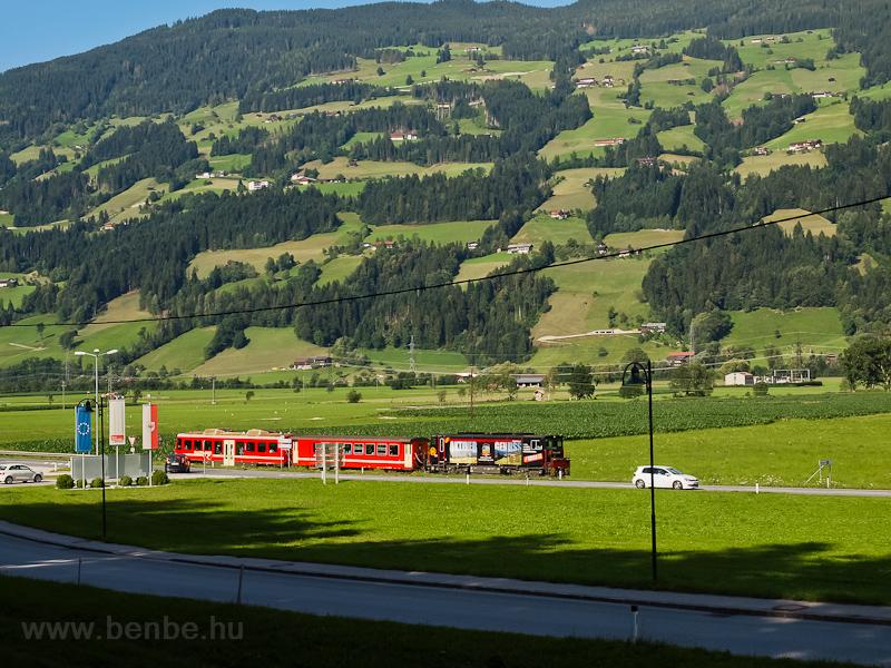 A Zillertalbahn D 15 Schlit fotó