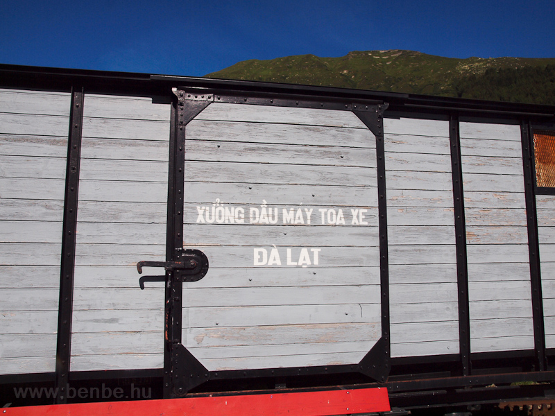 The Krong Pha - Da Lat Rail photo