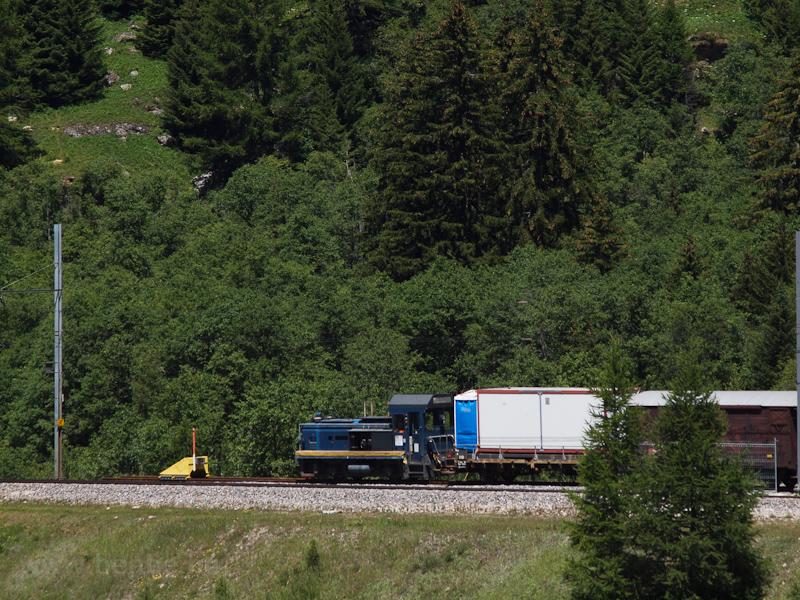 Az MGB alagúti mentővo fotó