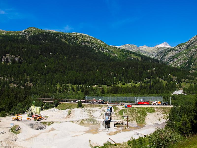 A Matterhorn-Gotthardbahn G fotó