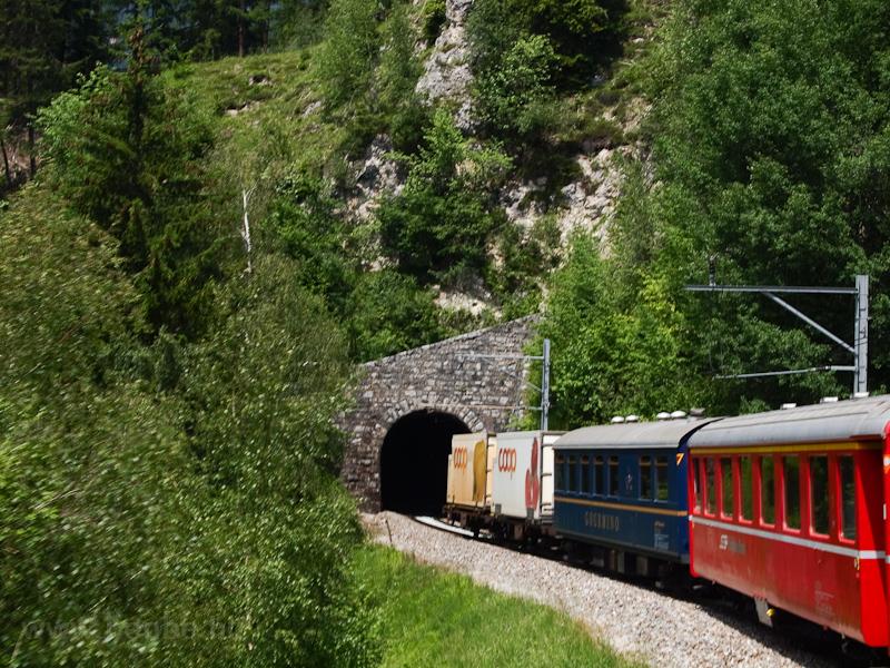 Az igencsak vegyes vonatunk fotó