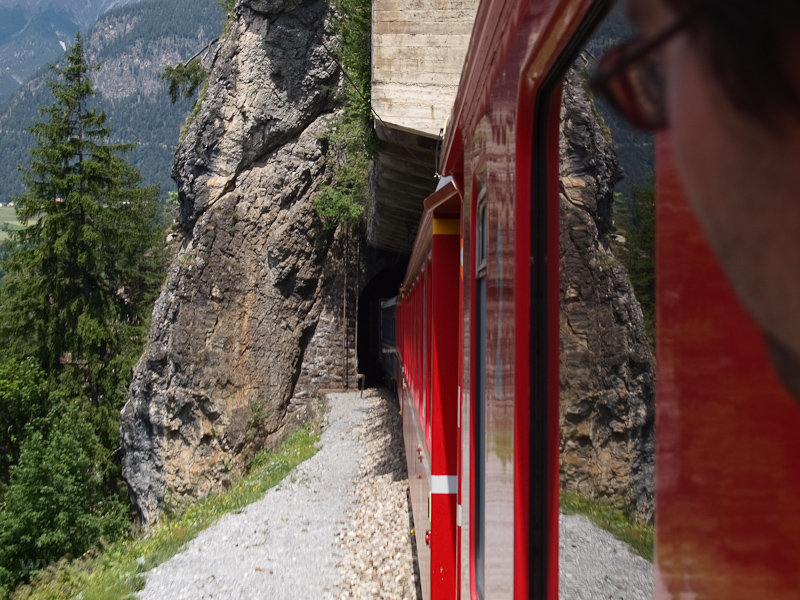 A Kleiner Cruschetta-Tunnel fotó