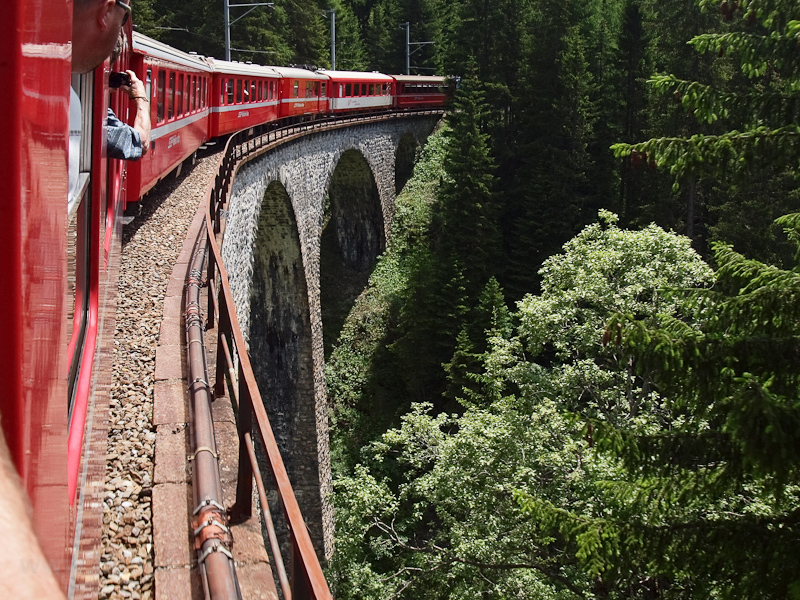 Val Tisch-Viadukt fotó