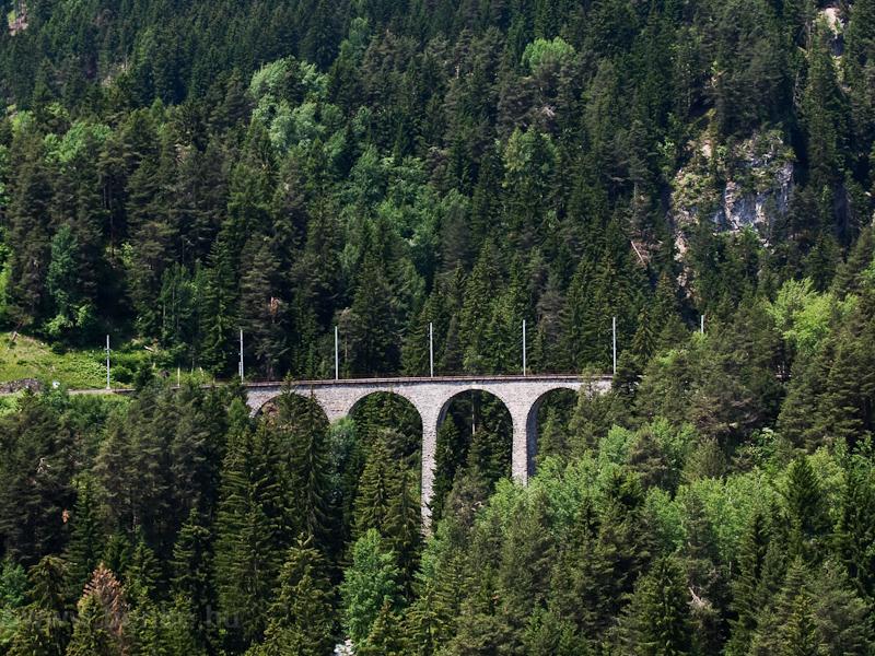 A Schmittnertobel-Viadukt fotó